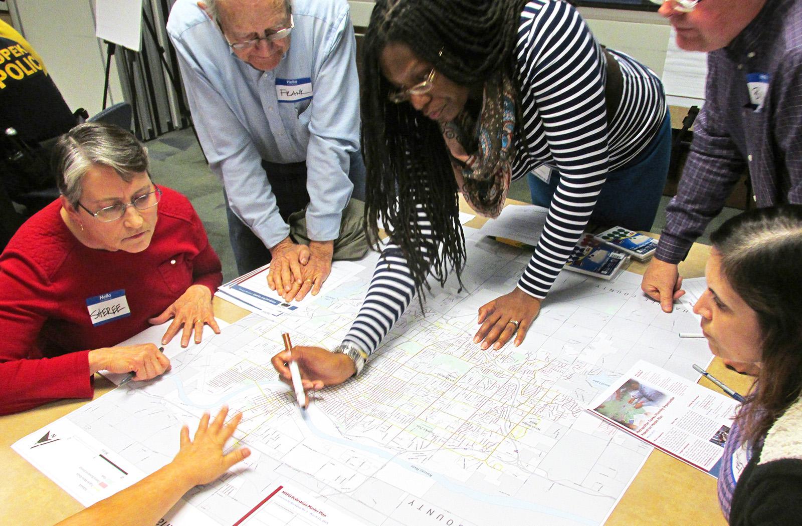 Topeka Pedestrian Master Plan