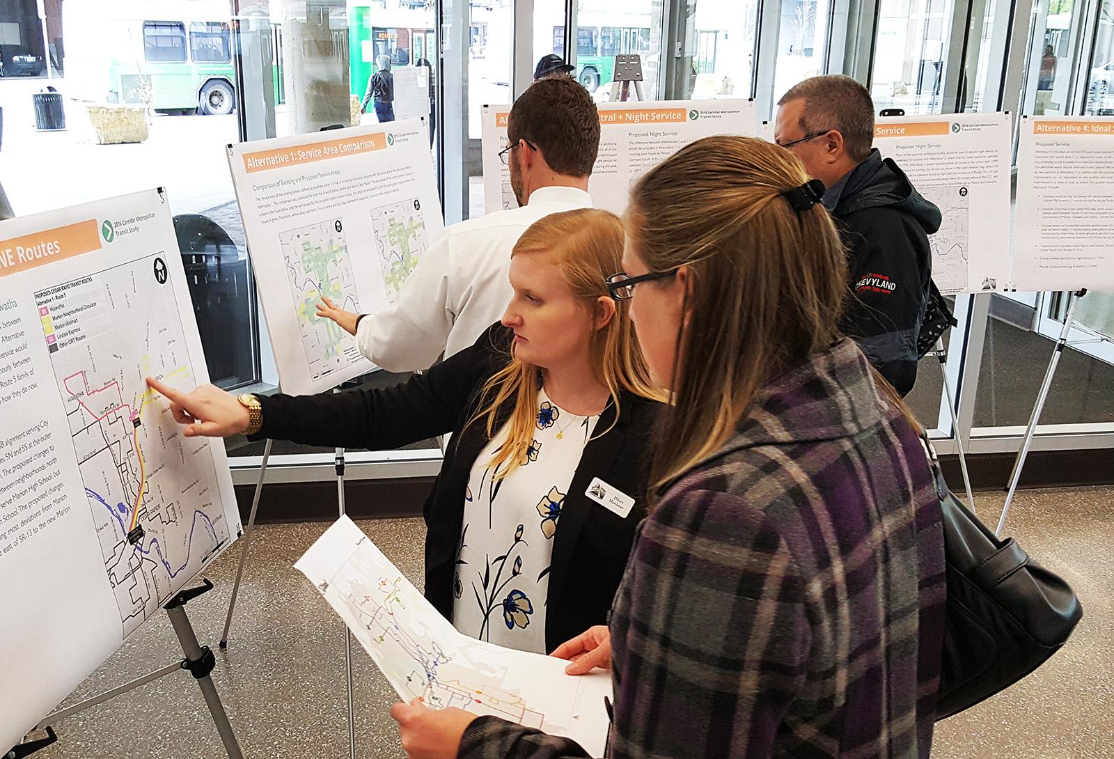 Cedar Rapids Transit Study