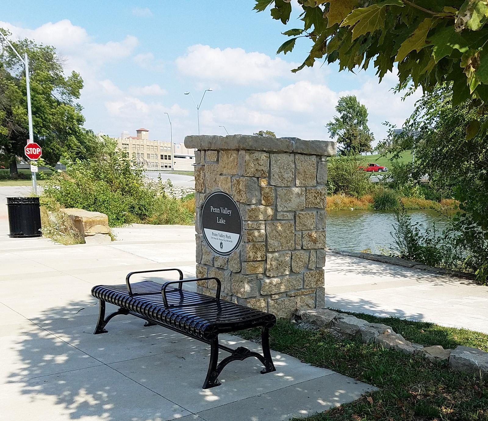 Penn Valley Park Signage & Branding
