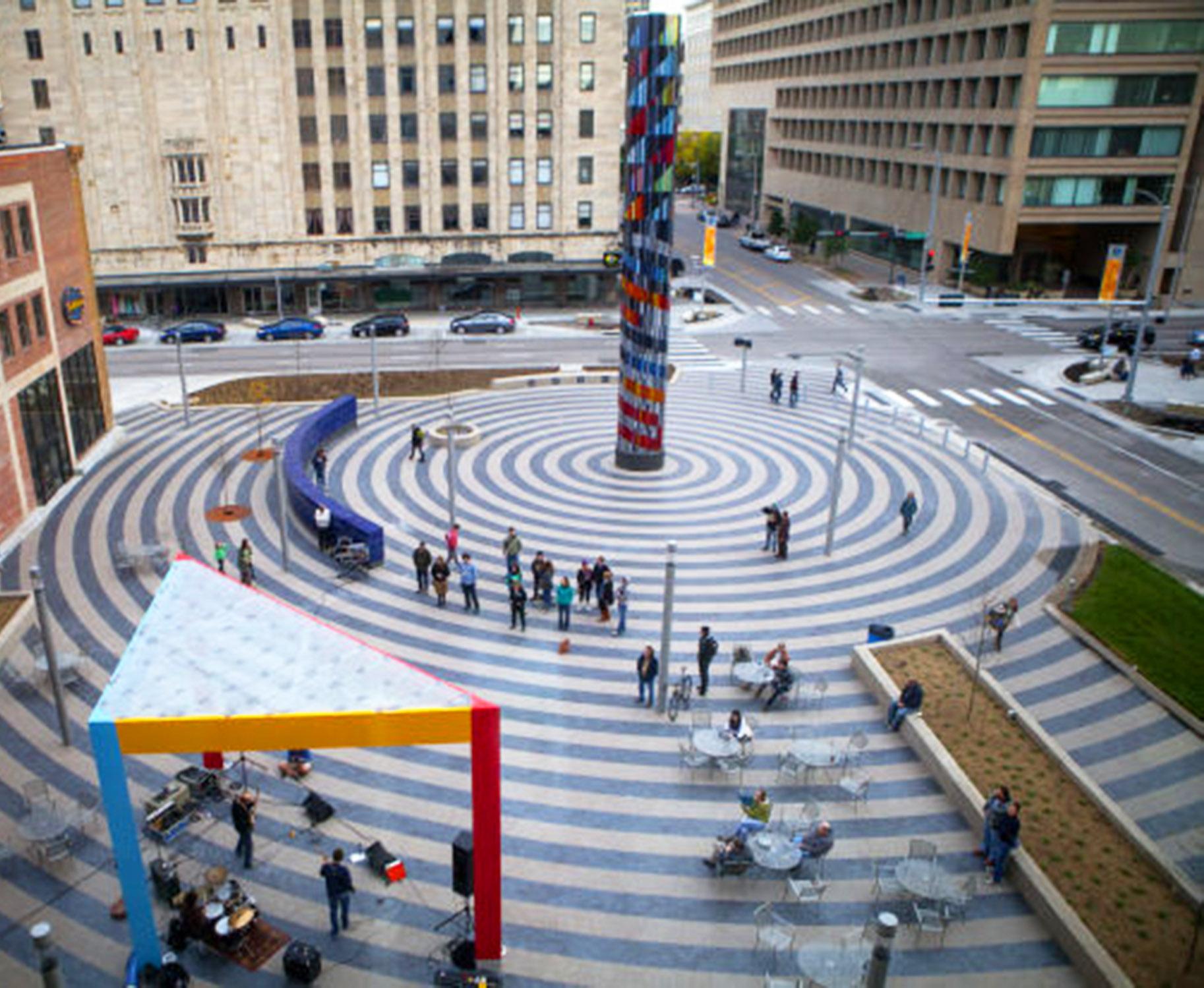 Lincoln Civic Plaza