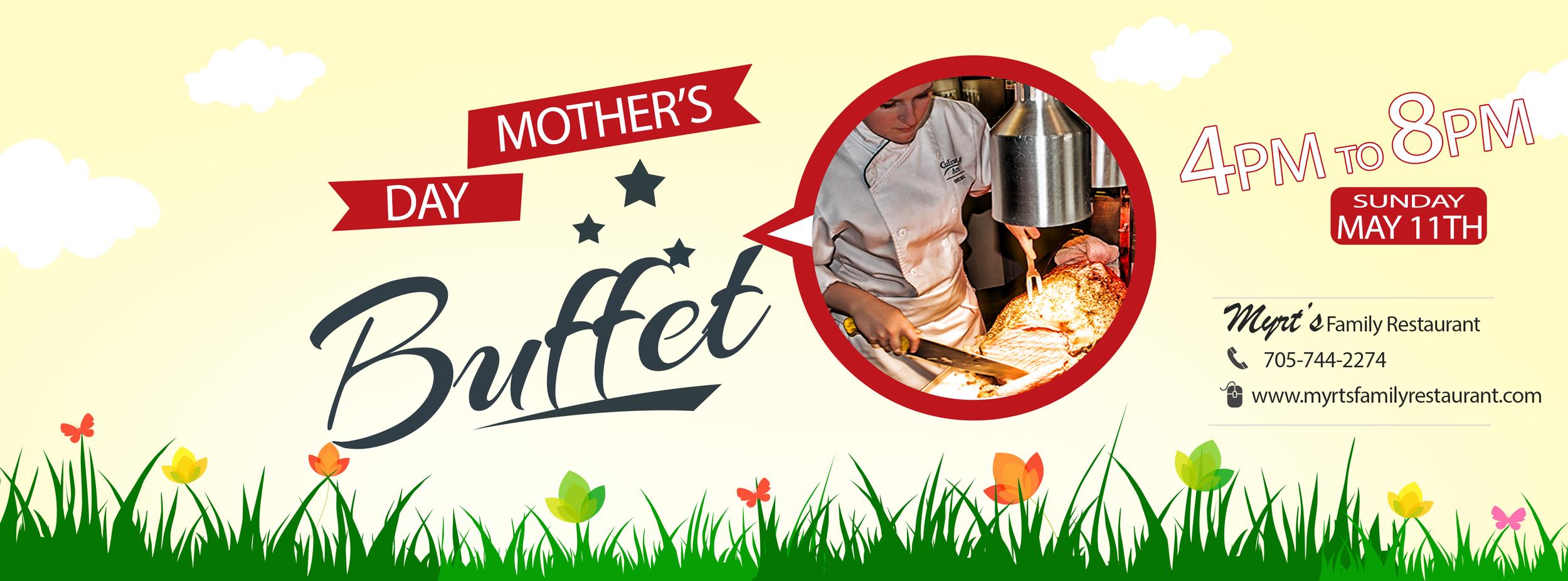 Mattawa Mothers Day Buffet