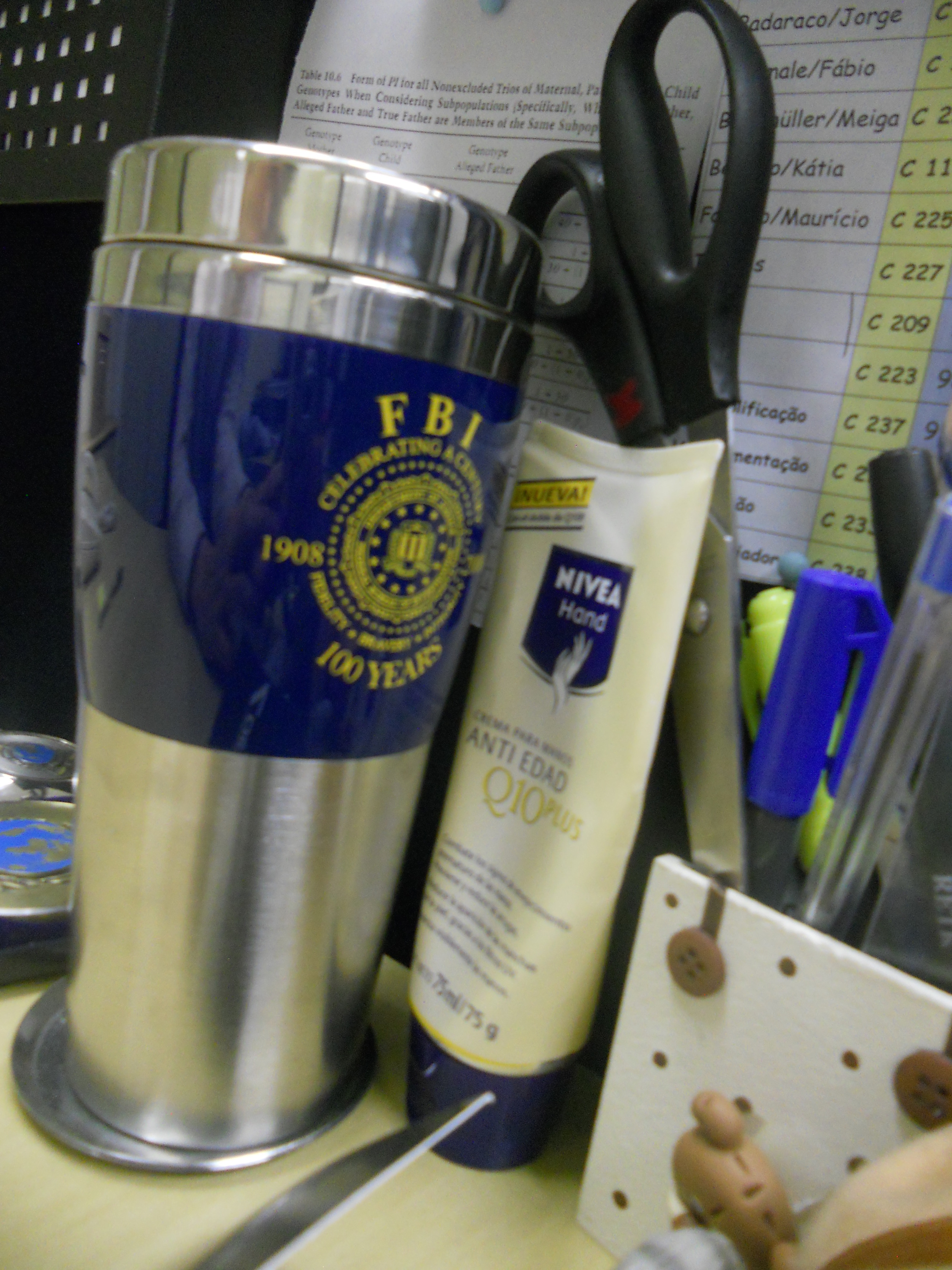 Policia Federal Tools