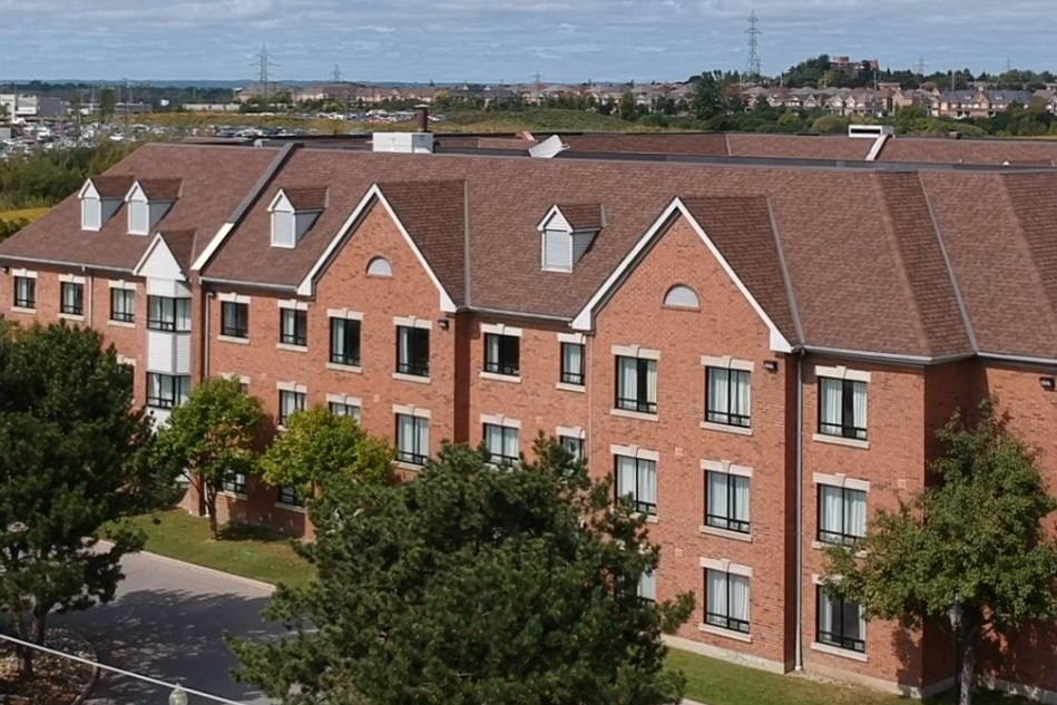 Hotels & Apartment Complexes - From interior vinyl wallpaper installation, to exterior painting.