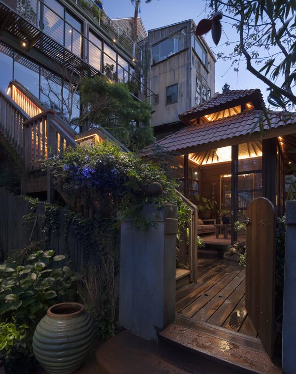 Project Idea Backyard Teahouse Randall Whitehead