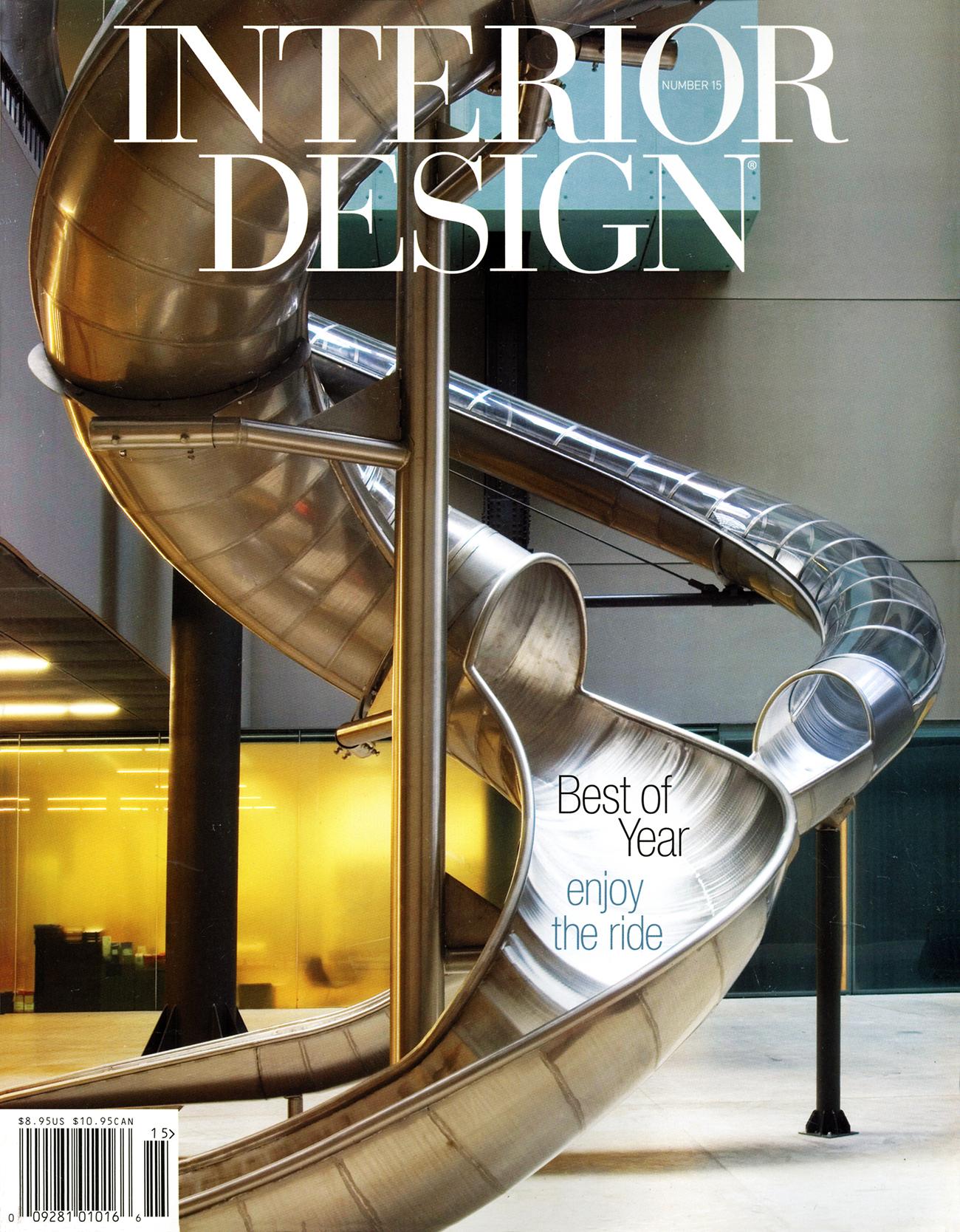 Interior Design Magazine December 2006