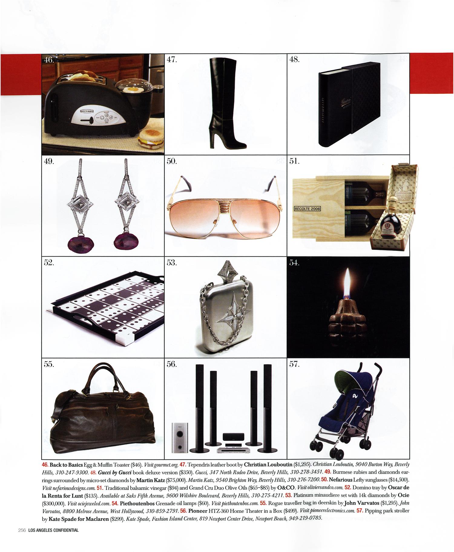 LA Confidential November December 2006