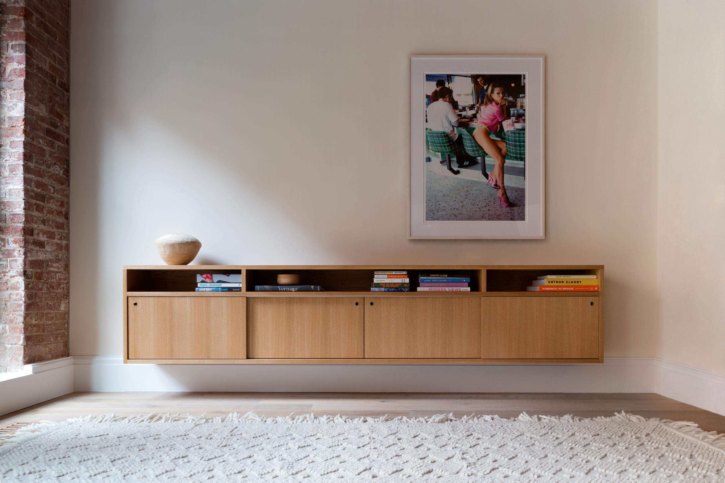 Harbor Media Cabinet by Piet Houtenbos