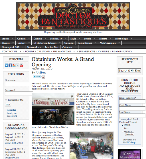 2012-03-15 Obtainium Works Grand Opening