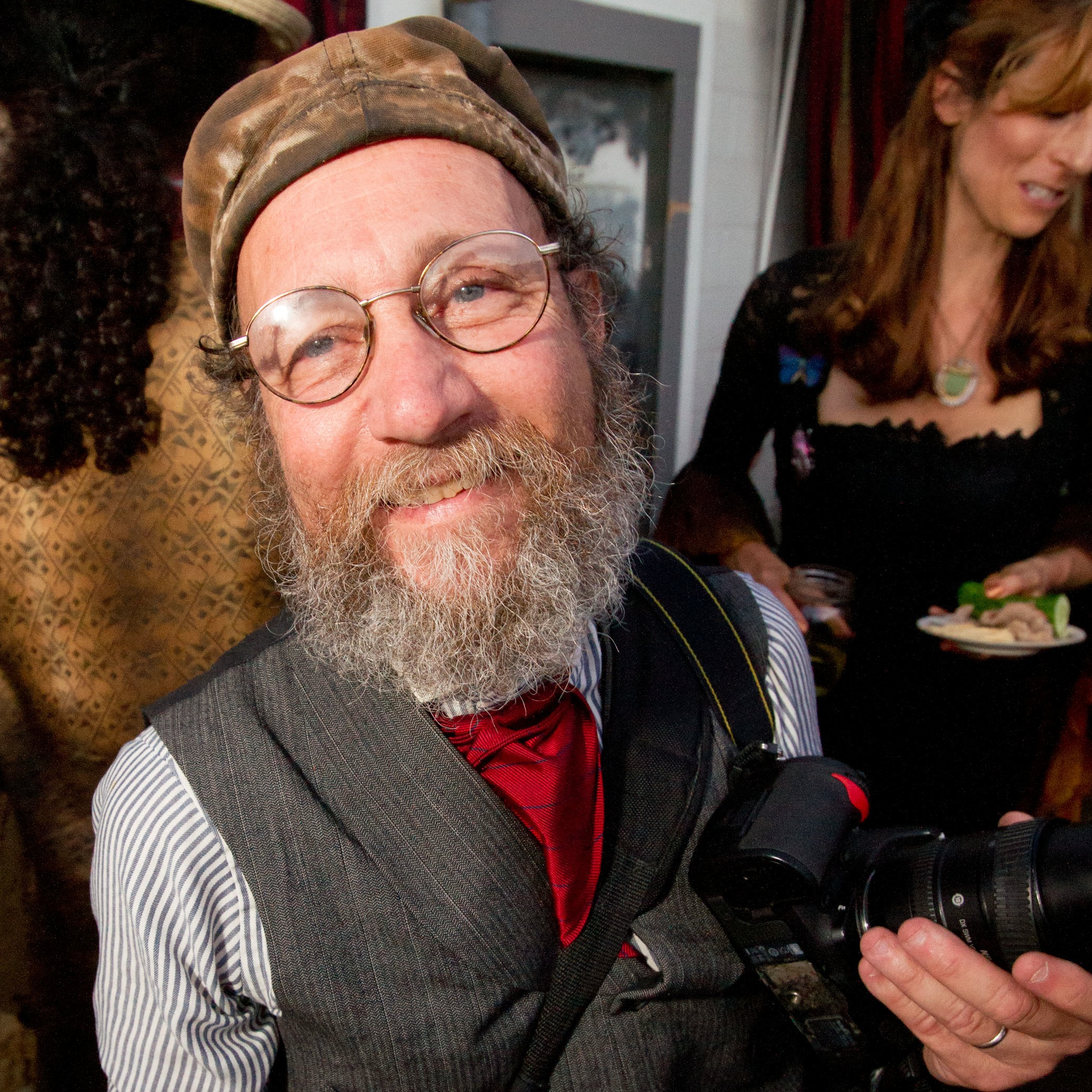 Steven Jacobson is another of our wonderful photographers. He also helps around the shop.