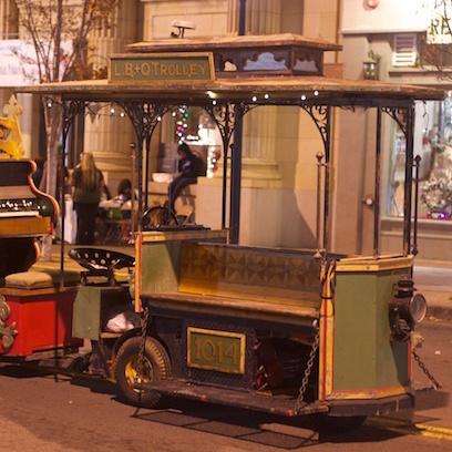 2008 Trolley Car