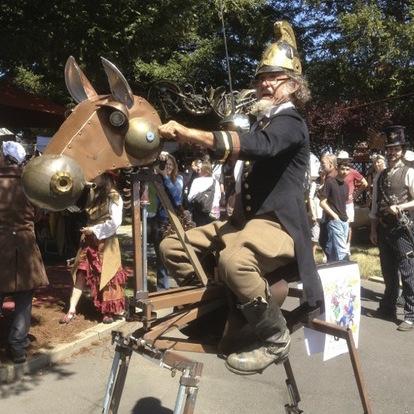 2013 Mechanical Horse