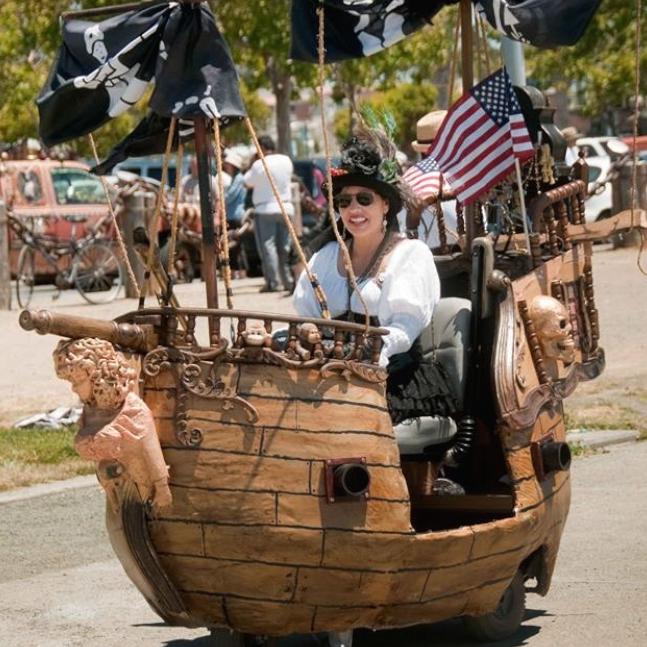 2014 Pirate Ship