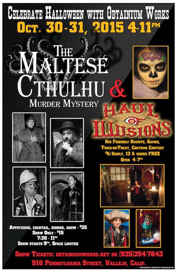 The Maltese Cthulhu!