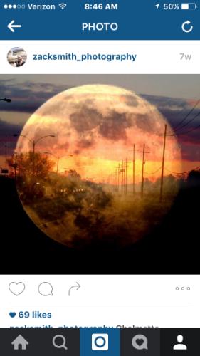 2 Images put together in the PhotoBlender app