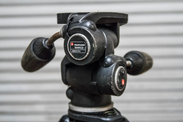 Manfrotto 804-RC2 - my workhorse, been with me for many years!