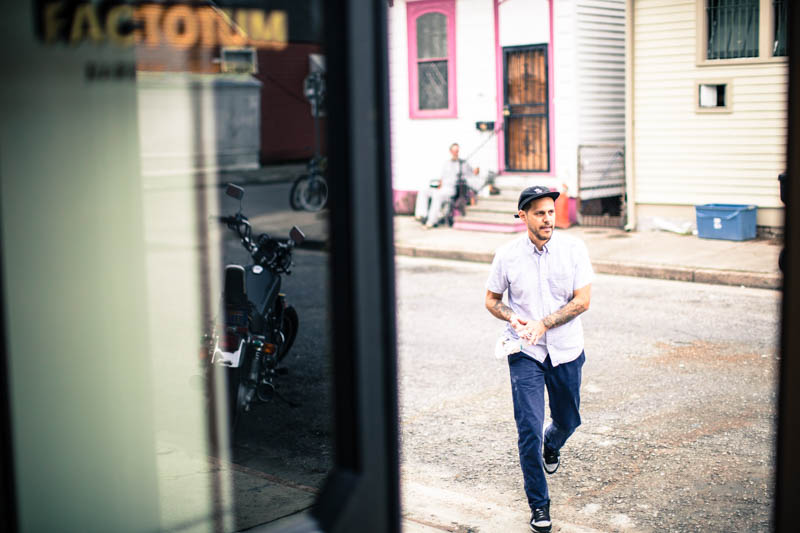 Zack-Smith-Photography-New-Orleans-jason-Barber-Shop-Bywater-Documentary-Walking-Light-Happy