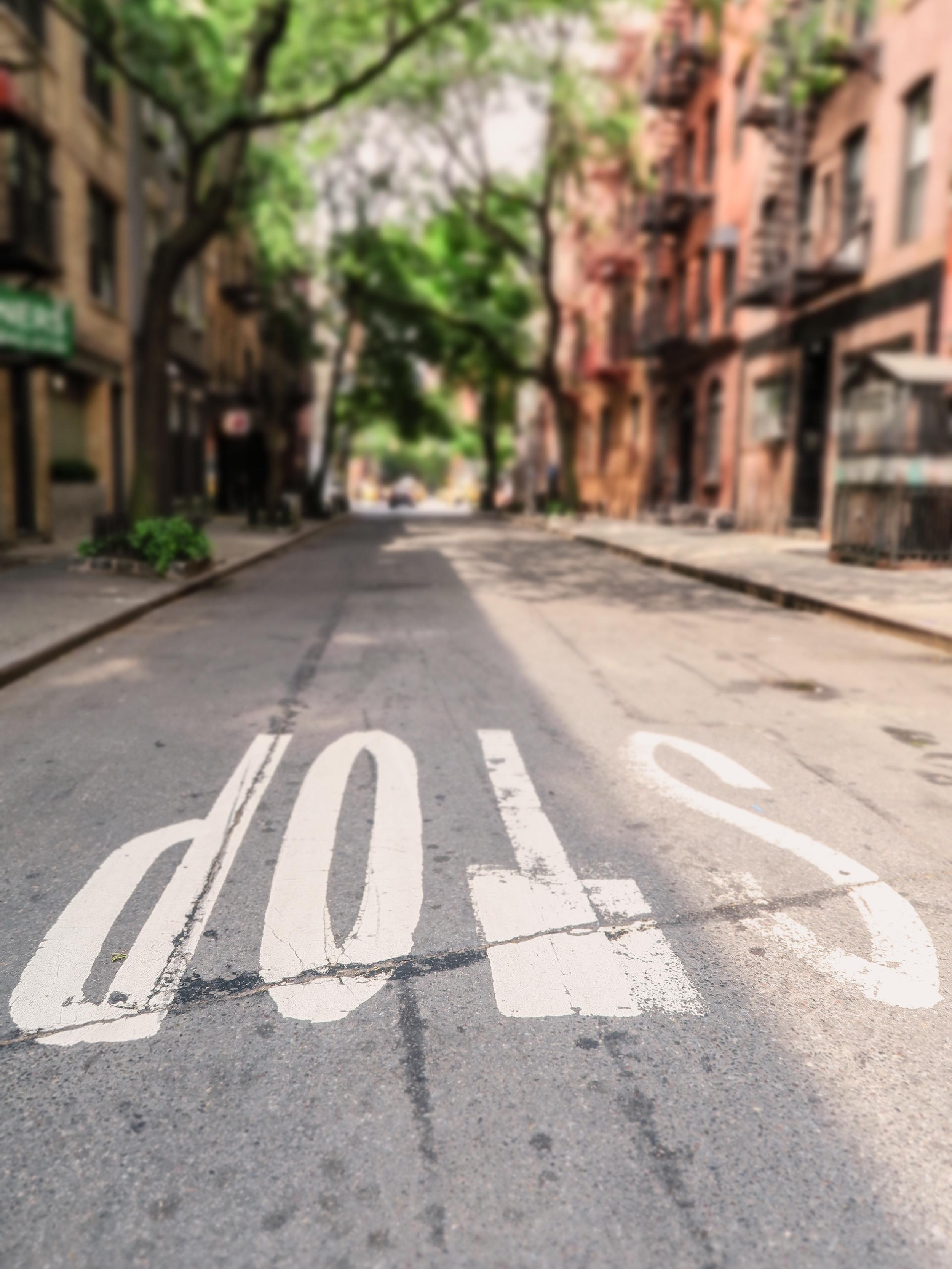 Zack Smith Photography New York City Street stop scenery landscape