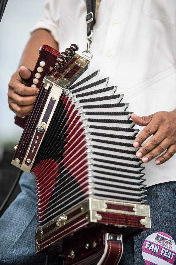 Zack Smith Photography Baton Rouge Bayou Country Superfest 2016 Accordion musician music