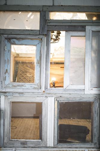 BEFORE......Music Box Installation