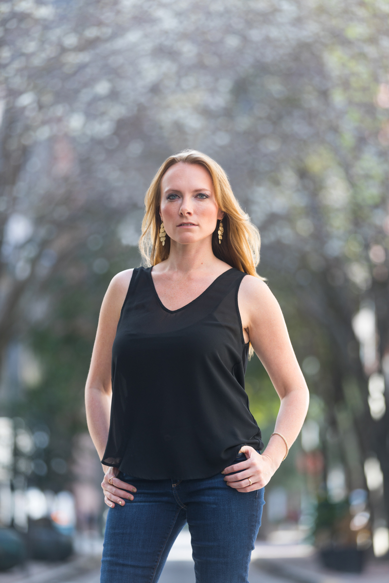 Meredith Wild, author