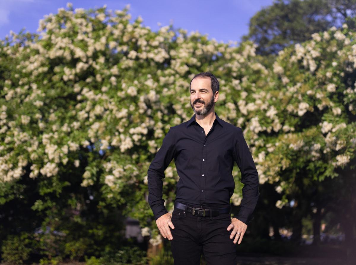 Jason Rhein, owner Elephant Quilt