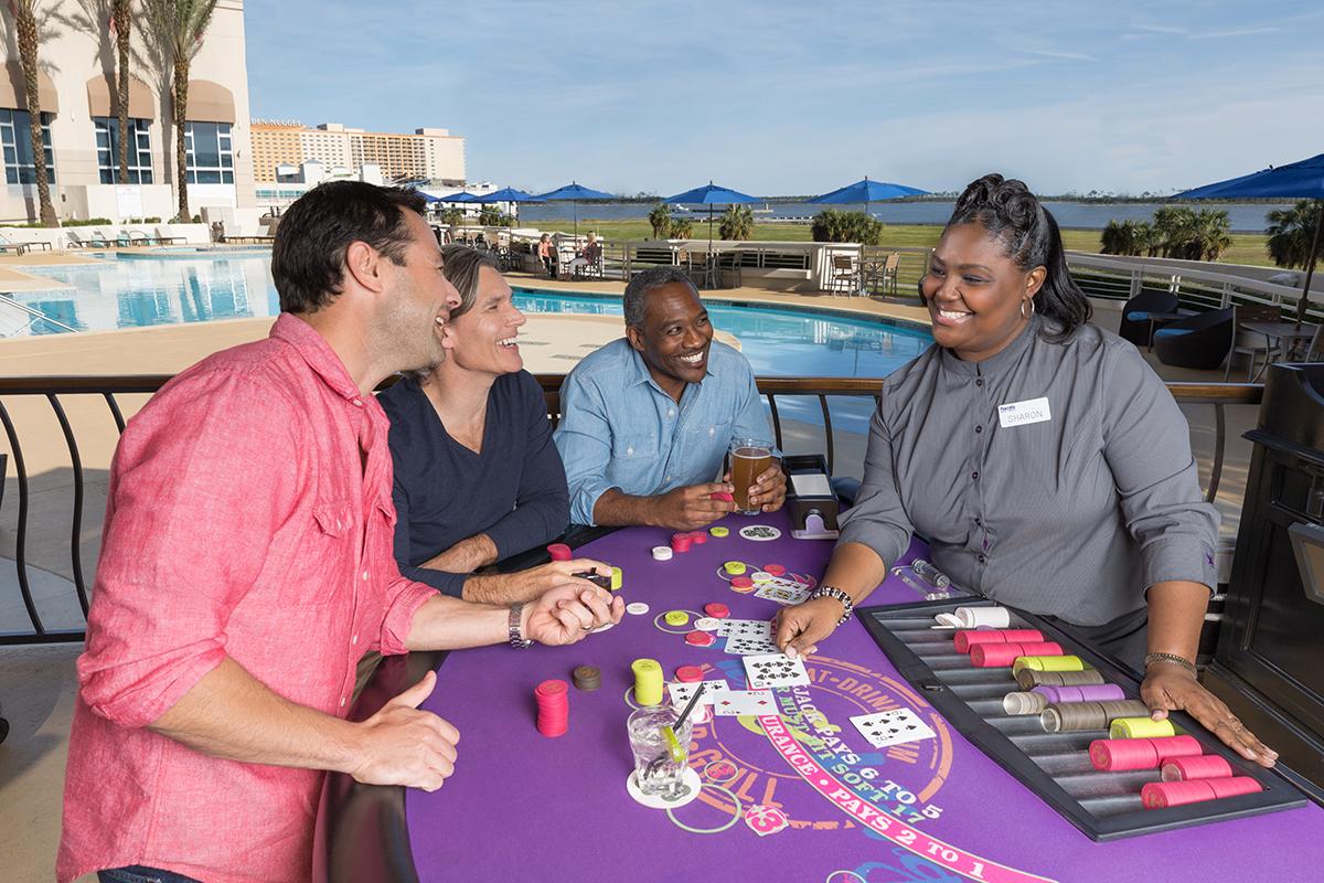 Harrah's Casino Gulf Coast