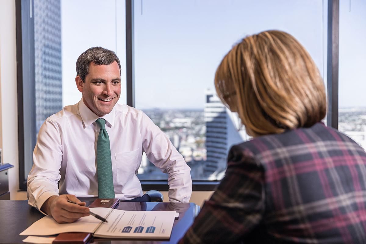Henderson Hutter, financial advisors