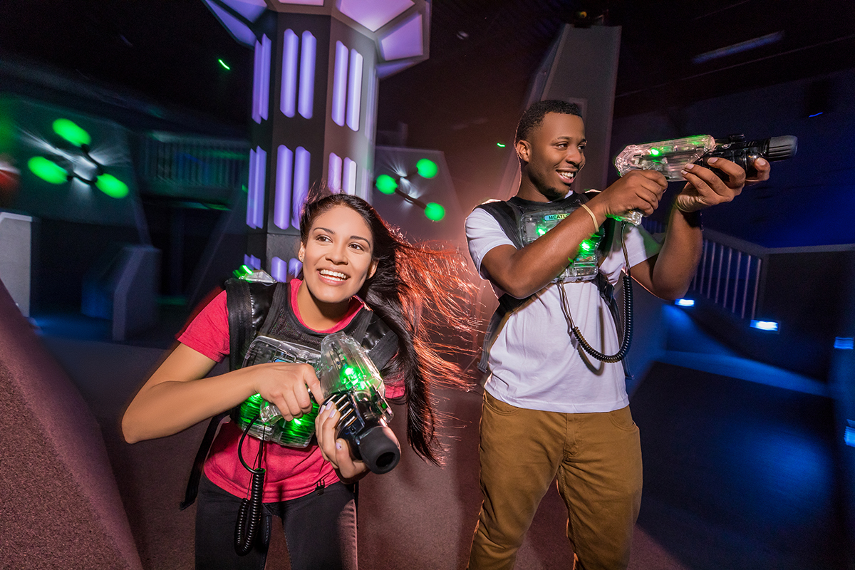 Lasertag of Metairie