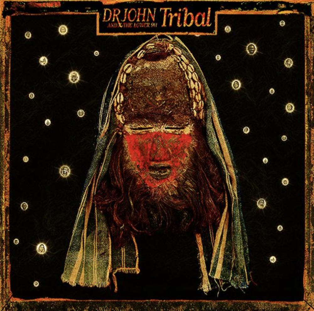 "Final album artwork for ""Tribal"". Never have I sense handled something so softly…"