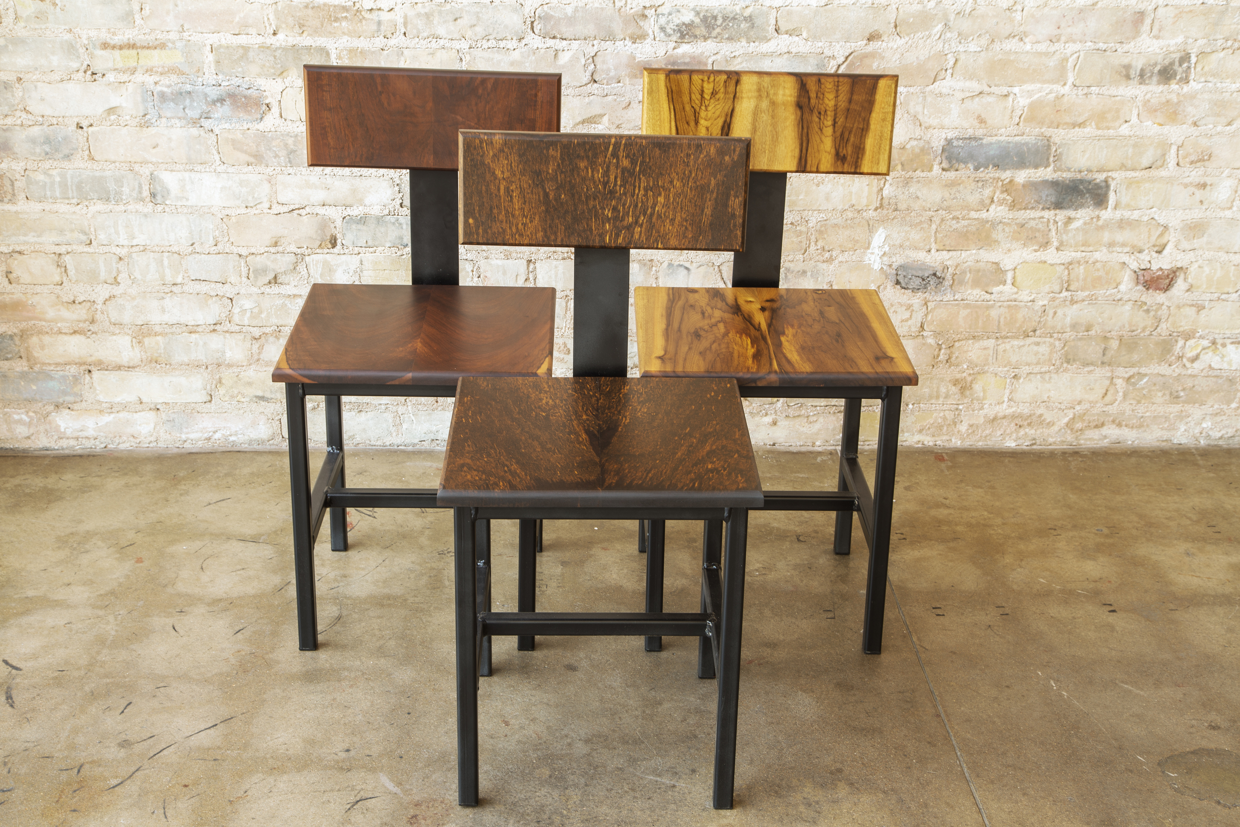 Square Dining Chairs