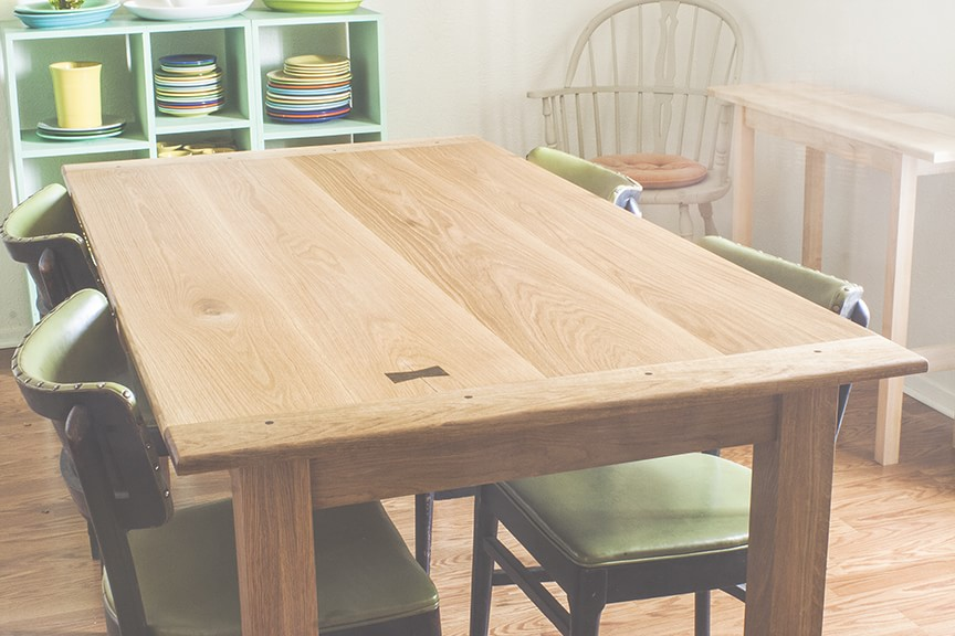 Farmhouse Dining Table Gudde Co
