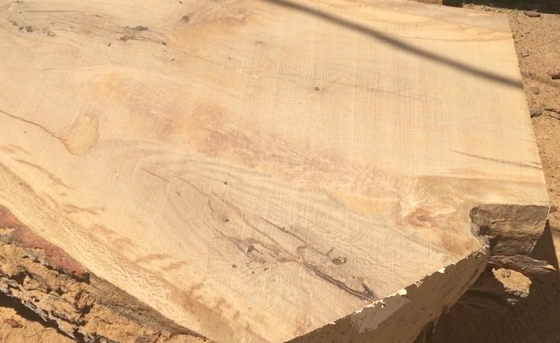 Live Oak slab
