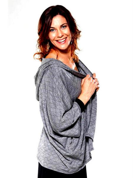 Merino hoodie - womens hoodies