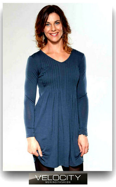 NZ Merino dress - Winter dresses NZ