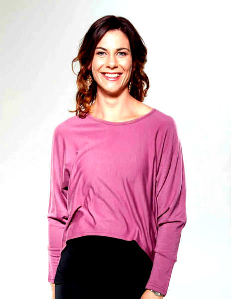 Merino Willow Top | Winter Fashion 2014