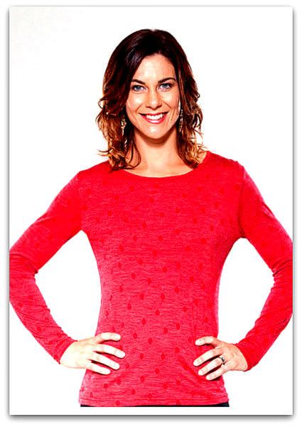 Merino crew neck Polka Dot | knitwear