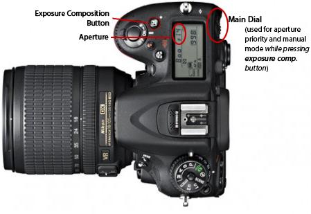 Bottom: Nikon