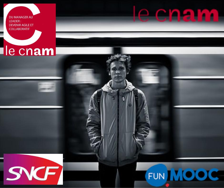 SNCF et FunMooc s'associent pour proposer des formations gratuites aux voyageurs des INTERCITÉS. Ainsi, dès le 13 février des extraits du Mooc se retrouveront sur la ligne Paris-Clermont-Ferrand.