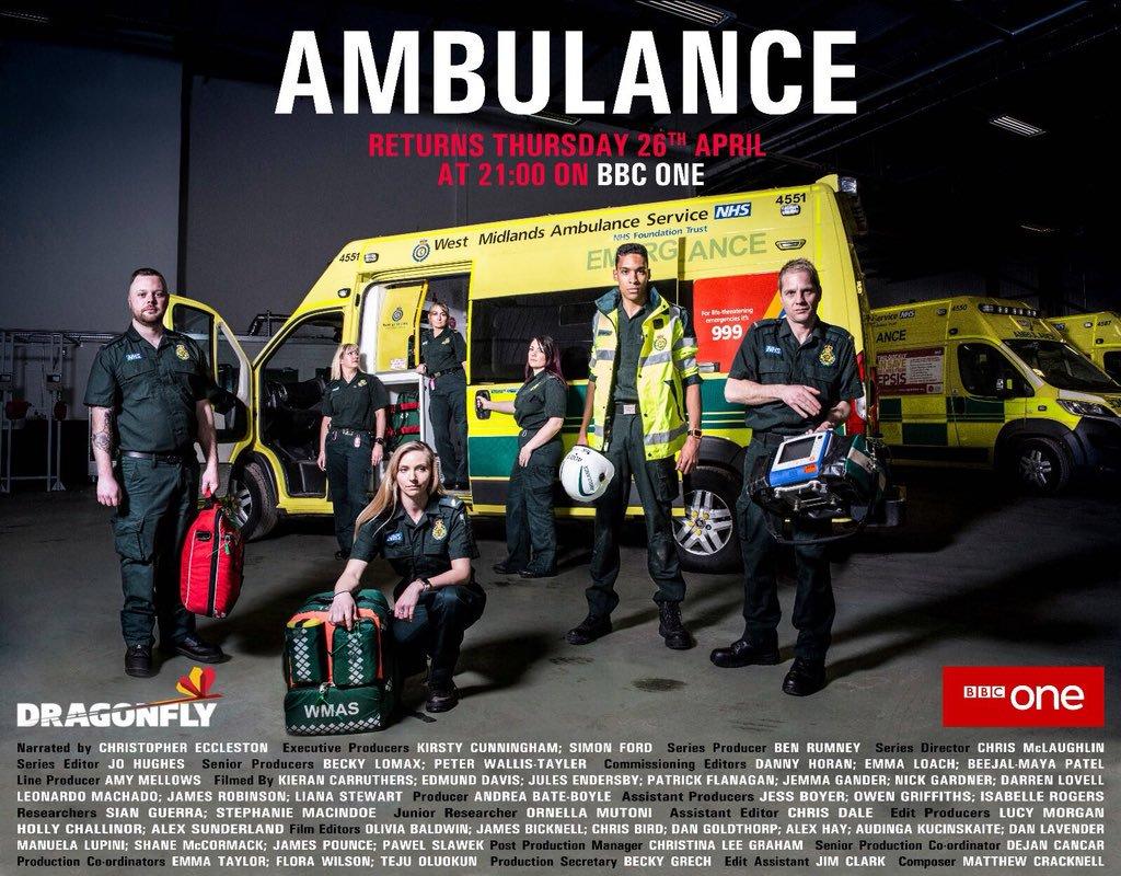 Ambulance TX card
