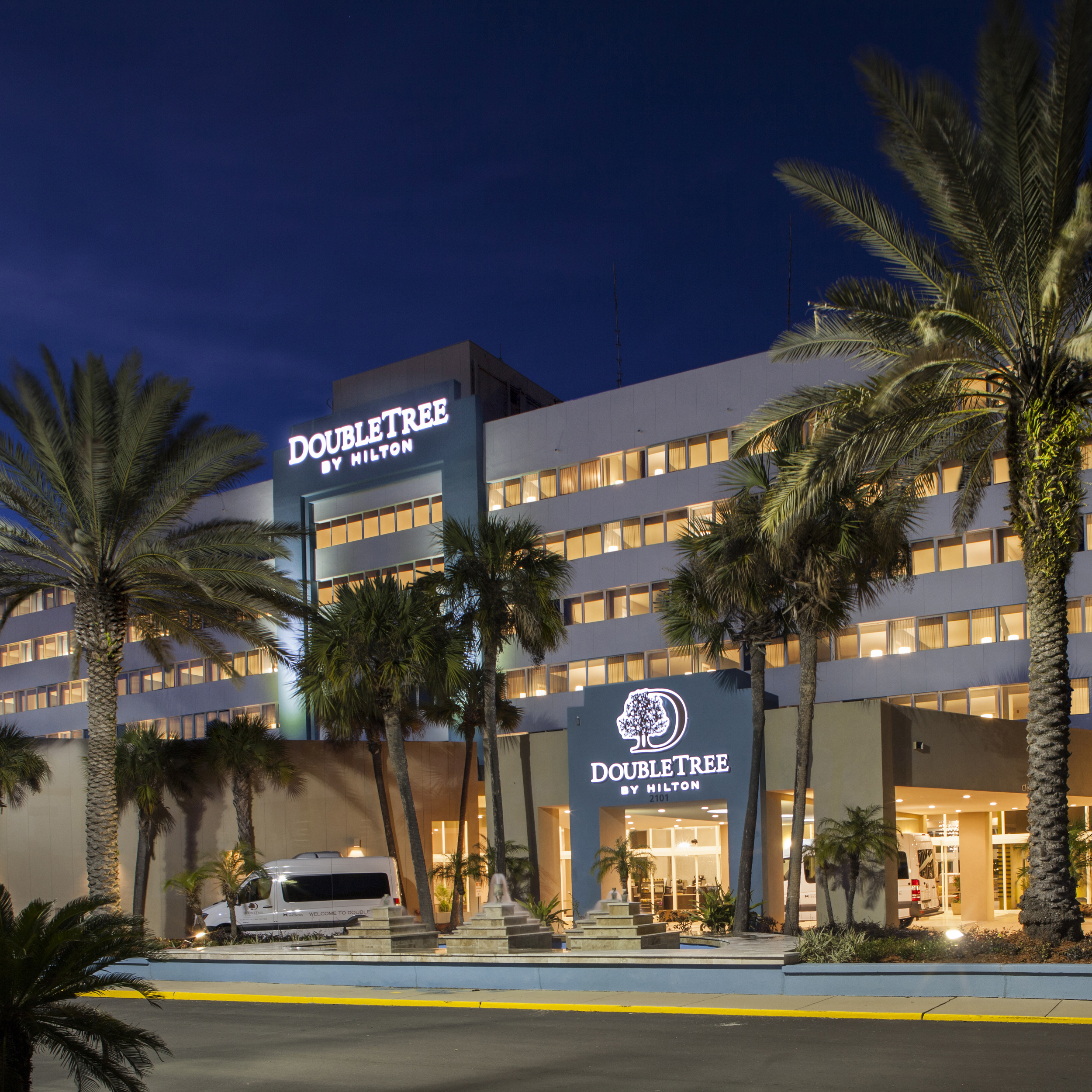 DoubleTree Jacksonville Airport