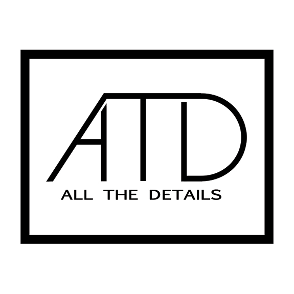 All The Details Inc.  www.atdetails.com  1901 Post Rd, Fairfield, CT 06824  (203)  316.8260  john@atdetails.com  linda@atdetails.com