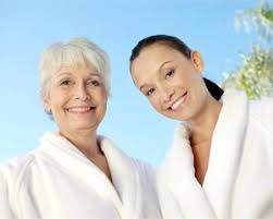 European Facial    45 Minute Therapeutic Massage    Champagne Rose Manicure
