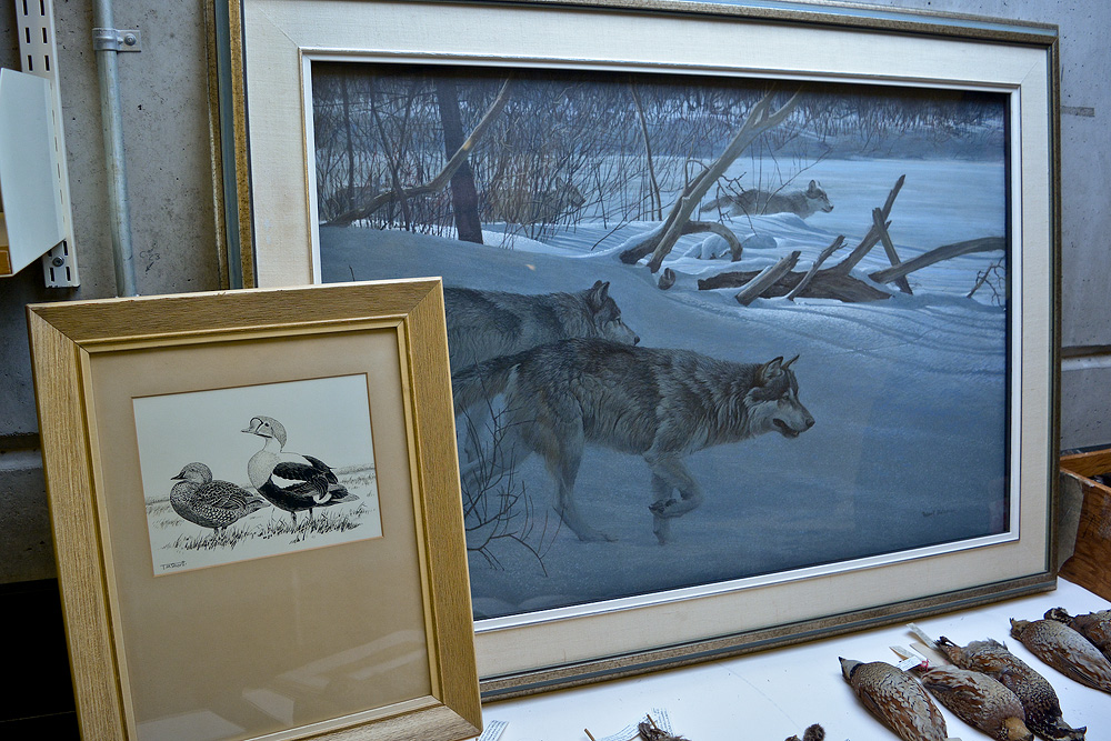 Original works by Terry Shortt & Bob Bateman