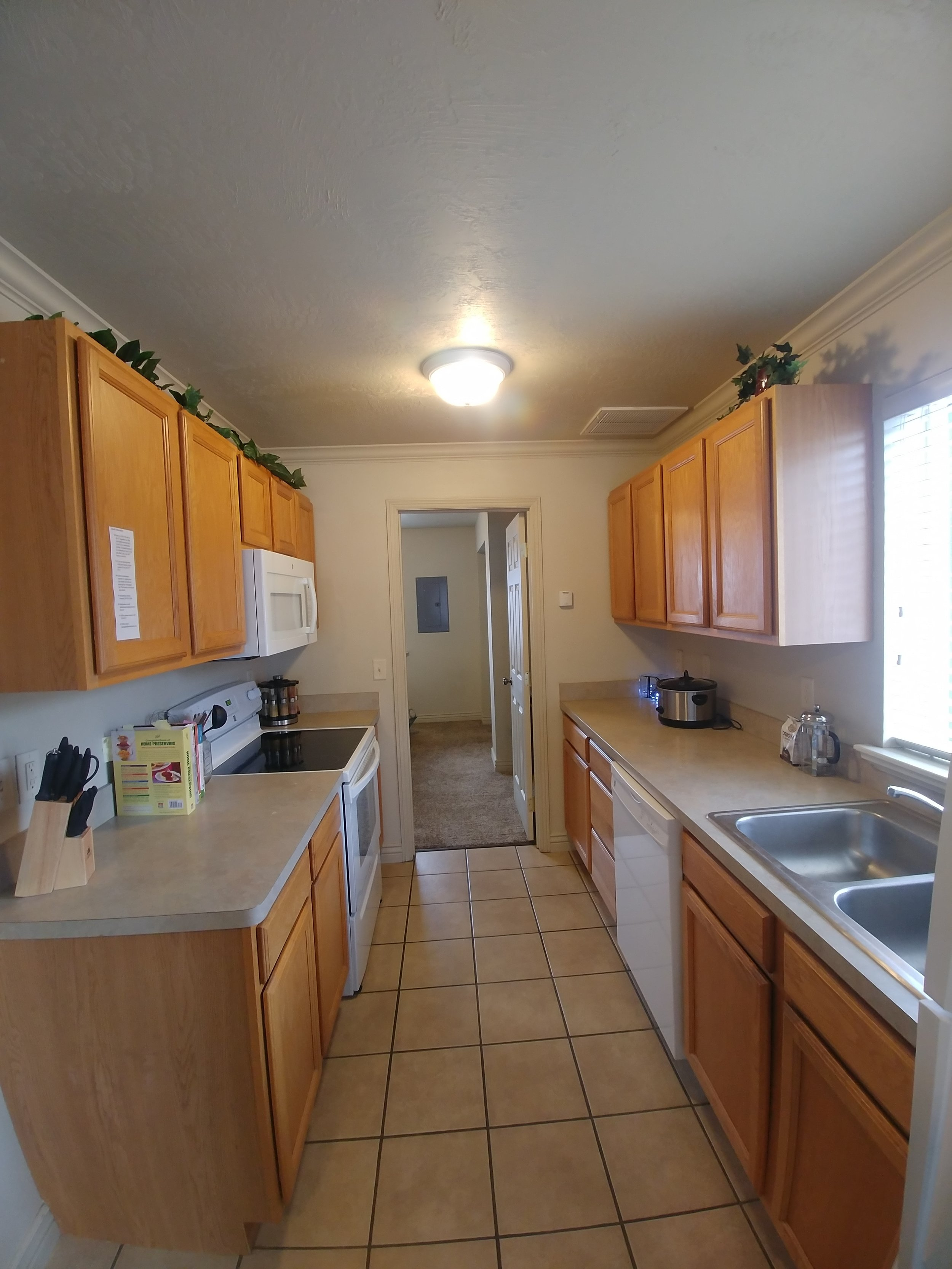 All brand new appliances included!