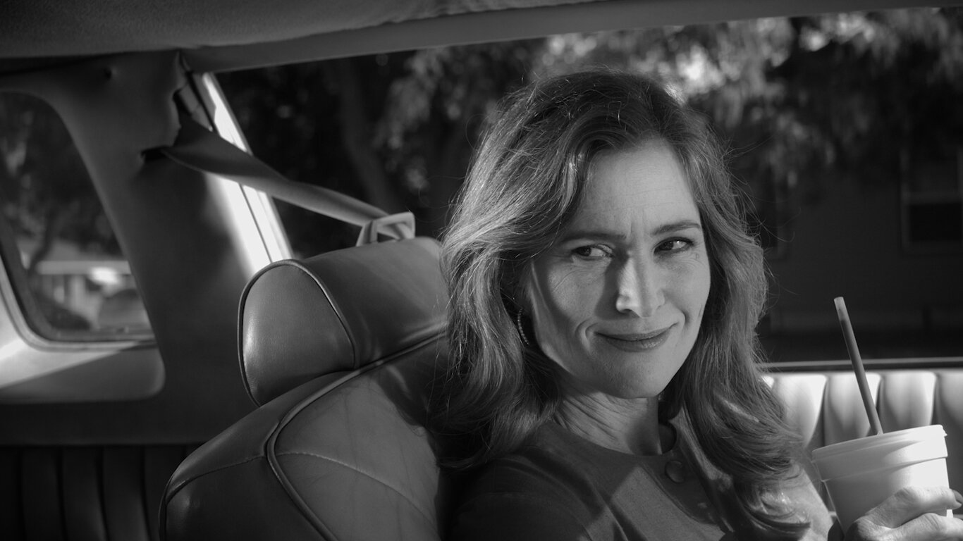 Lisa King Hawkes as Lizzie Duffrey in Gregory Bayne's 6 Dynamic Laws for Success in Life, Love & Money