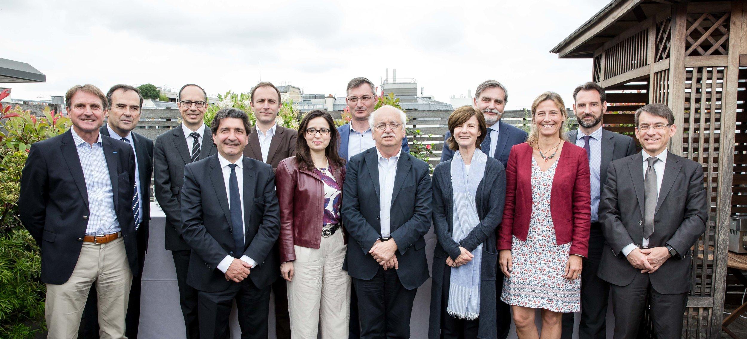 """Jury de sélection 2016   Prix AXA / L'Expansion """"Trophée des entreprises responsables"""""""