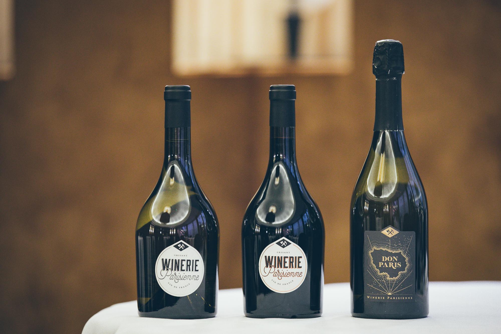 La Winerie Parisienne - @ Le Joy Fouquet's Barrière Luxuary Resort
