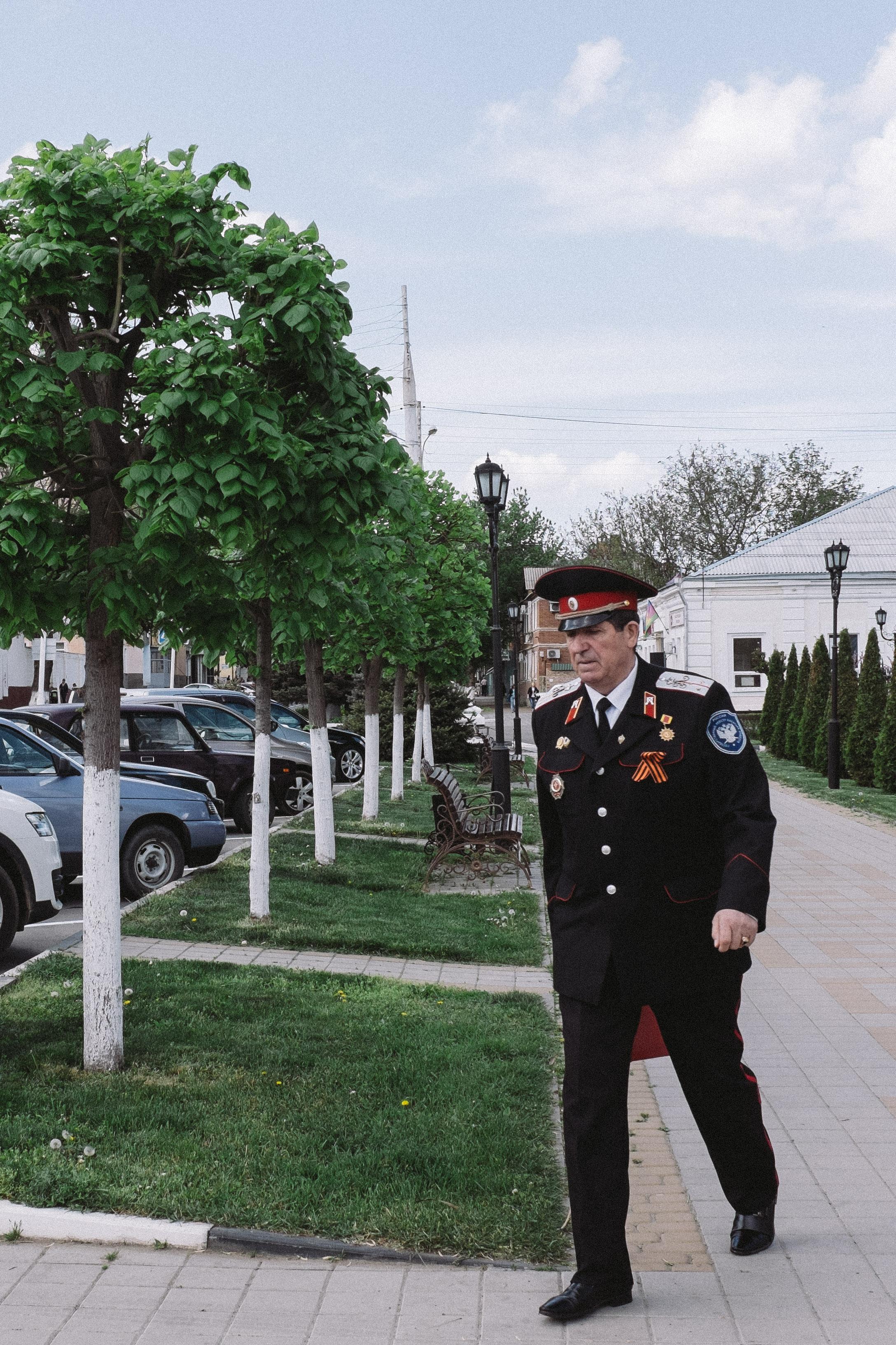Les militaires sont plus que jamais fiers de porter leur uniforme et de représenter leur  engagement pour la patrie lors des défilés organisés partout dans le pays à l'occasion des 70 ans de la Victoire russe sur l'Allemagne nazie.