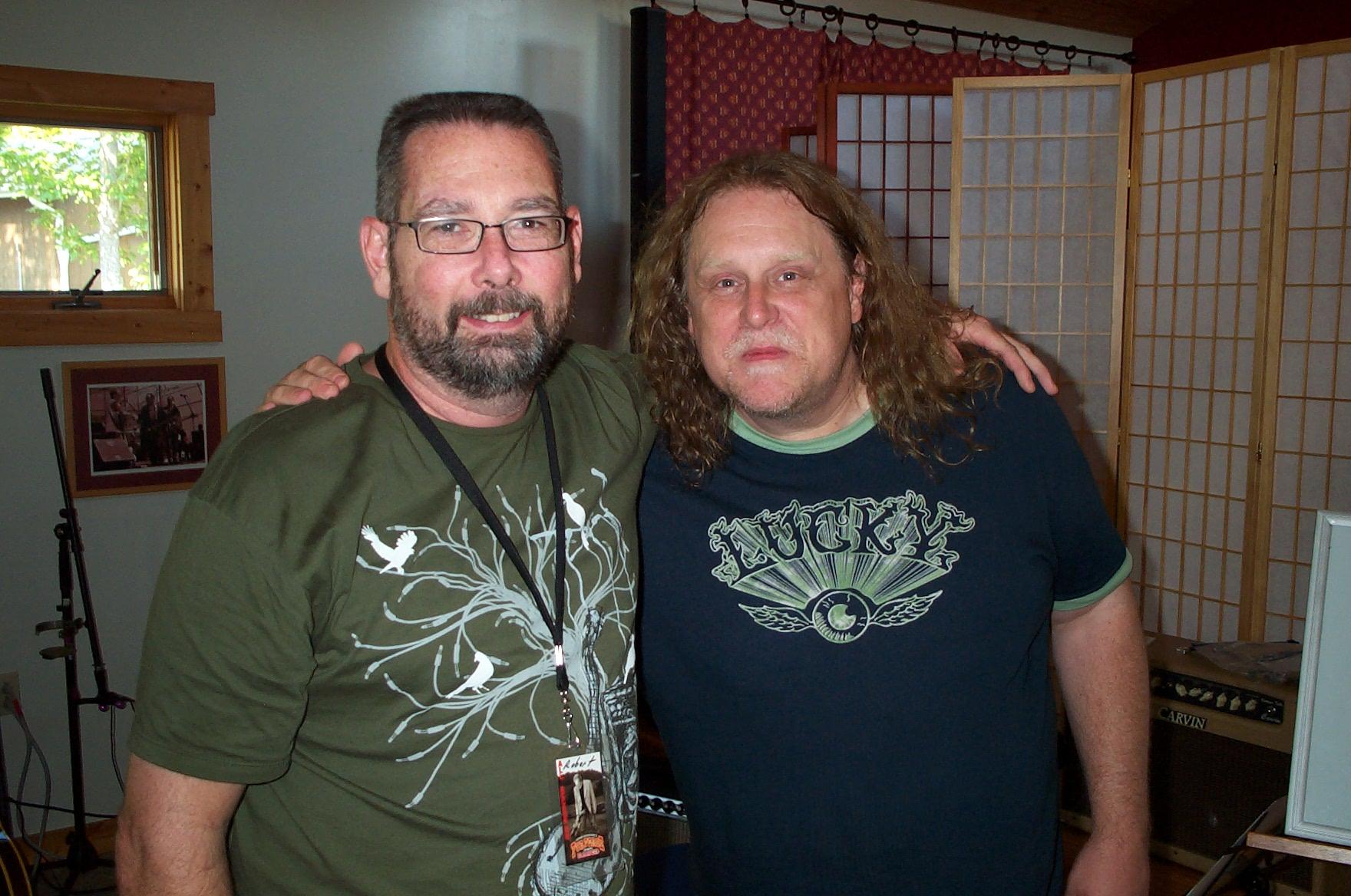 Rob and Warren Haynes