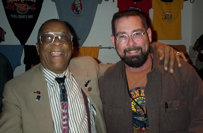 Mr. Hubert Sumlin and Rob